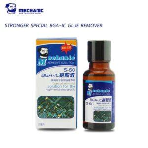 BGA Pasted IC Adhesive Removal Liquid