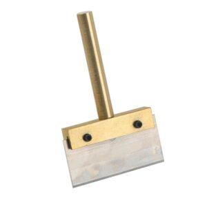T Solder Iron Tip / Bit with Blade LOCA Adhesive / UV Glue Clean Tools