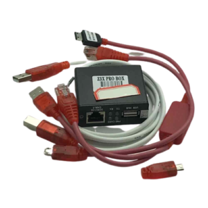 Cable Set For Z3X Samsung Box – 4 in 1