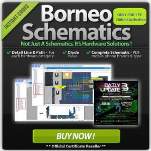 Borneo Schematics Hardware Tool For 1PC – Shared