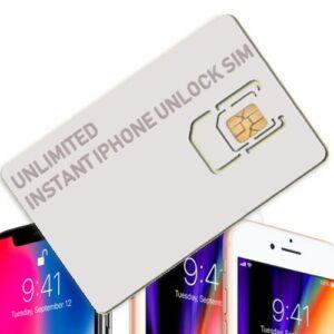 iPhone Unlimited Unlock – Magic SIM – (iOS 14.x.x)